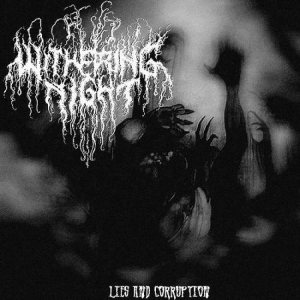 Withering Night - Lies and Corruption cover art