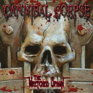 Cannibal Corpse - The Wretched Spawn cover art