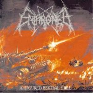 Enthroned - Armoured Bestial Hell cover art
