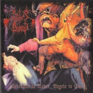 Satan's Blood - Christians to Ashes, Angels to Dust cover art