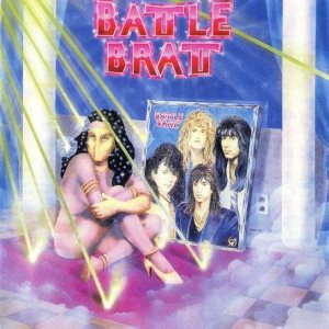 Battle Bratt - Battle Bratt cover art