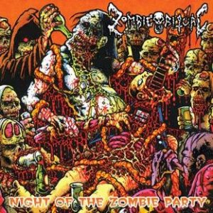 Zombie Ritual - Night of the Zombie Party cover art