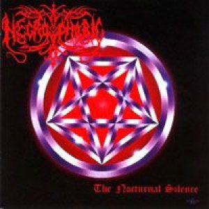 Necrophobic - The Nocturnal Silence cover art