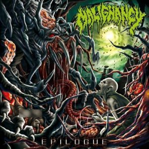 Malignancy - Epilogue cover art