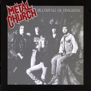 Metal Church - Blessing in Disguise cover art