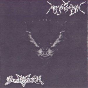 Armaggedon - The Black March of Death/Satan Possession cover art
