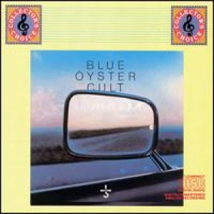 Blue Oyster Cult - Mirrors cover art