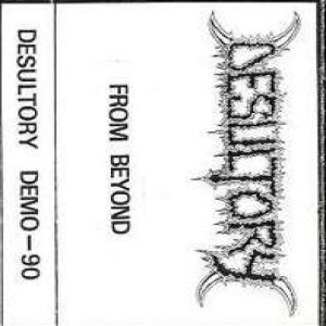 Desultory - From Beyond cover art