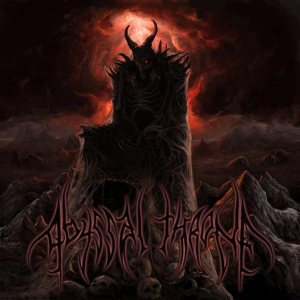 Abyssal Throne - Abyssal Throne cover art