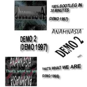 Anamnasia - 100 % Bootleg in 30 Minutes cover art