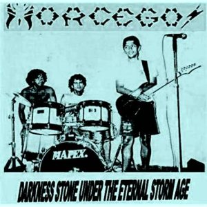 Morcegos - Darkness Stoner Under the Eternal Storm Age cover art