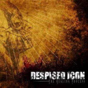 Despised Icon - The Healing Process cover art