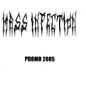 Mass Infection - Promo 2005 cover art