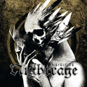 Nightrage - Insidious cover art