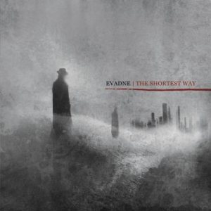 Evadne - The Shortest Way cover art