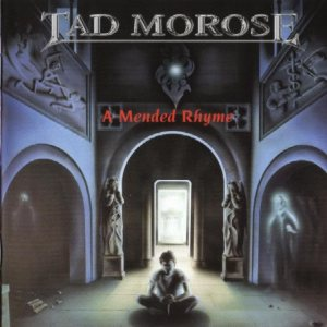 Tad Morose - A Mended Rhyme cover art