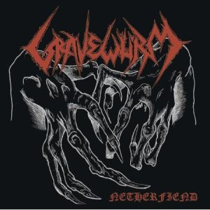 Gravewürm - Netherfiend cover art