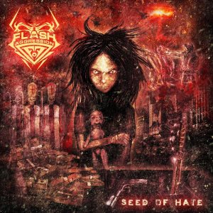 Flash of Aggression - Seed of Hate cover art