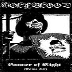 Wolfblood - Banner of Might (Demo II) cover art