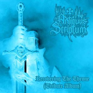 Antiquus Scriptum - Recovering the Throne (Tribute Album) cover art
