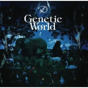 D - Genetic World cover art