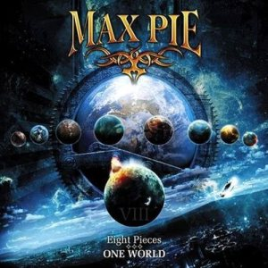 Max Pie - Eight Pieces - One World cover art
