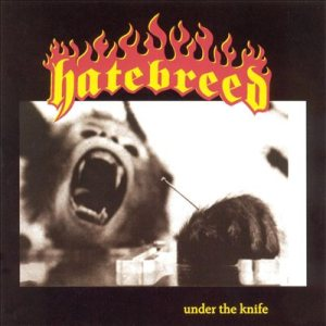 Hatebreed - Under the Knife cover art