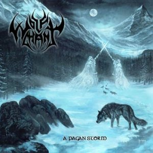 Wolfchant - A Pagan Storm cover art
