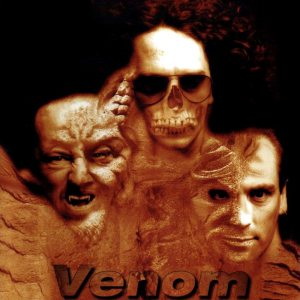 Venom - Cast in Stone cover art