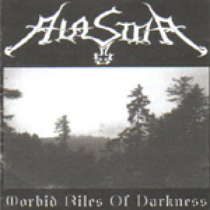 Alastor - Morbid Rites of Darkness cover art