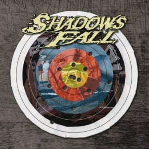 Shadows Fall - Seeking the Way: the Greatest Hits cover art