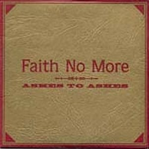 Faith No More - Ashes to Ashes cover art