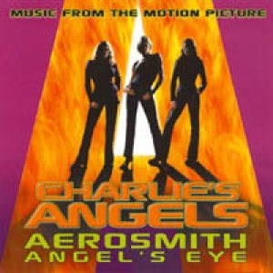 Aerosmith - Angel's Eye cover art