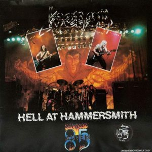Venom - Hell at Hammersmith cover art