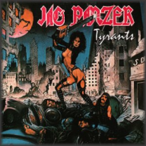 Jag Panzer - Tyrants cover art