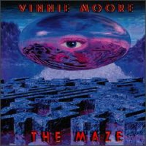 Vinnie Moore - The Maze cover art