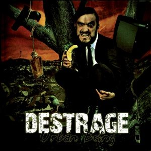 Destrage - Urban Being