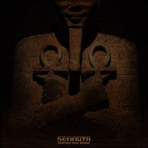 Senmuth - Zekhenu Uaut Setekh cover art