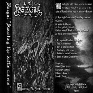 Nazgul - Awaiting the Battle Ravens cover art