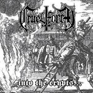 Cruel Force - Into the Crypts... cover art