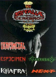 Next - Estalla Tu Cerebro 1 cover art