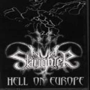 Nunslaughter - Hell on Europe cover art