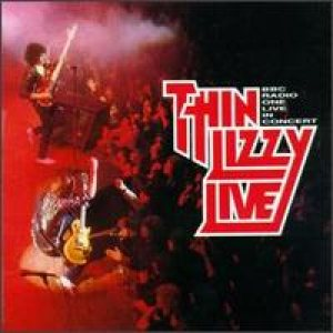 Thin Lizzy - BBC Radio 1 Live in Concert 1983 cover art