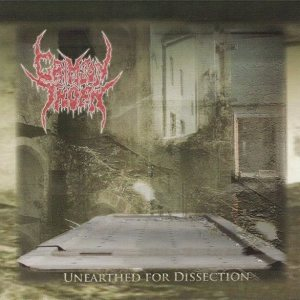Crimson Thorn - Unearthed for Dissection cover art