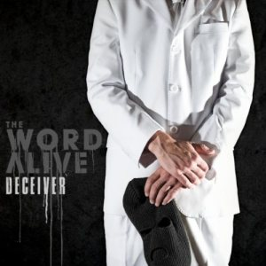 The Word Alive - Deceiver cover art