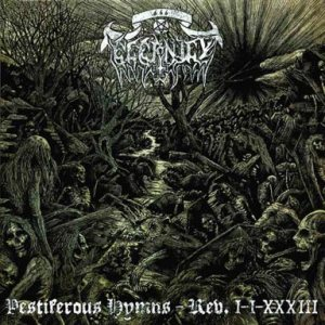 Eternity - Pestiferous Hymns – Rev. I-I-XXXIII cover art