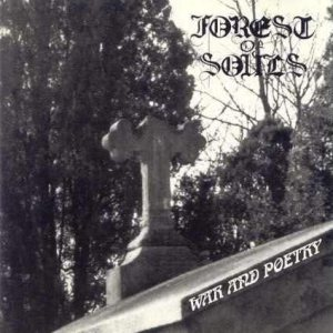 Forest of souls - War and poetry cover art