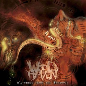 WoodHaven - Watching From the Shadows cover art