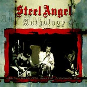 Steel Angel - Anthology cover art