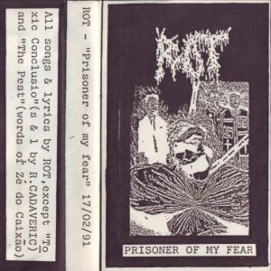 Rot - Prisoner of My Fear cover art